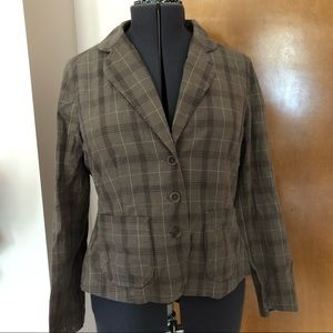 Perfectly Preppy Talbots Cotton Jacket